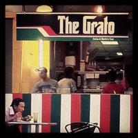 Photo taken at The Grato (Italian & Western Food) by Hidayah K. on 6/27/2012