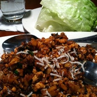 Photo taken at P.F. Chang's by Margaret J. on 2/15/2012