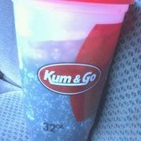 Photo taken at Kum & Go by Teresa W. on 2/15/2012