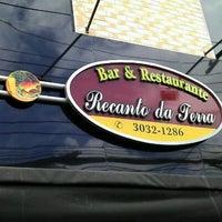 Photo taken at Recanto da Terra by Fernando R. on 11/23/2011