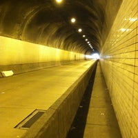 Photo taken at Armstrong Tunnel by Matthew on 6/28/2011