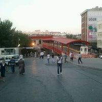 Photo taken at Esenler Metro İstasyonu by Cemil S. on 9/20/2011