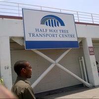 Photo taken at Half Way Tree Transportation Centre by Saske L. on 6/28/2012