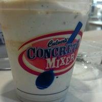 Photo taken at Culver's by Jon P. on 1/16/2012