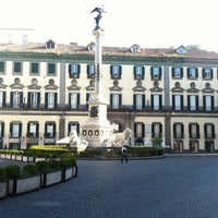 Photo taken at Piazza dei Martiri by George M. on 8/24/2012