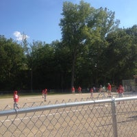 Photo taken at Wea Baseball/Softball Fields by Michelle H. on 6/6/2012