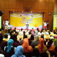 Photo taken at Kemendiknas by Agung P. on 1/30/2012