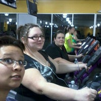 Photo taken at Planet Fitness by Jessica H. on 3/27/2012