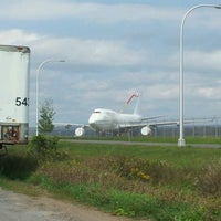 Photo taken at Griffiss International Airport (RME) by Joseph B. on 9/14/2011