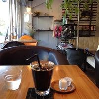 Photo taken at Umi Cafe by chikuna on 6/29/2012