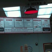 Photo taken at Five Guys by Chris H. on 10/28/2011