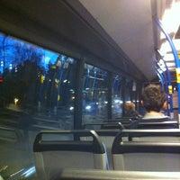 HSL Bussi 195 / 195N - Vanha Munkkiniemi - Helsinki, Southern Finland