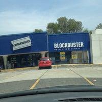 Photo taken at Blockbuster by NiNa on 6/29/2012