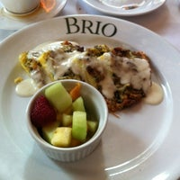 Photo taken at Brio Tuscan Grille by Steve-O on 4/15/2012