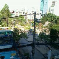 Photo taken at Công Viên Văn Hoá Phú Nhuận by Niem P. on 12/18/2011