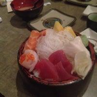 Photo taken at Domo Sushi by Seaera R. on 3/4/2012