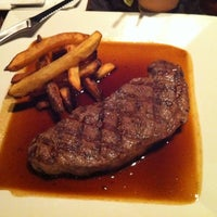 Photo taken at Robert Irvine's eat! by John B. on 8/19/2012