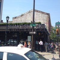 Photo taken at Shake Shack by Amy on 6/29/2012