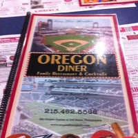 Photo taken at Oregon Diner by bryan b. on 9/10/2011