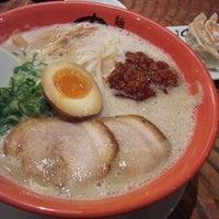 Photo taken at 麺屋めん虎 浜松店 by Masaki T. on 1/31/2012