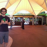 Photo taken at Perth Zoo by Sarah H. on 12/24/2011