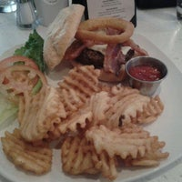 Photo taken at The Over/Under Bar & Grill by Gustavo A. on 9/16/2011