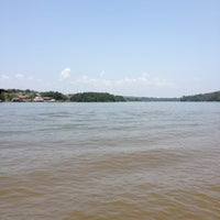 Photo taken at Lake by Brent R. on 7/4/2012