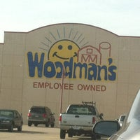 Photo taken at Woodman's Food Market by Nicholas S. on 11/12/2011