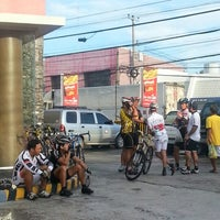 Photo taken at Jollibee by Karen Claire H. on 9/8/2012