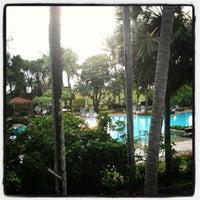 Photo taken at Thavorn Palm Beach Resort by Alexander S. on 5/24/2012