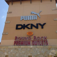 Photo taken at Round Rock Premium Outlets by Bluu S. on 8/11/2012