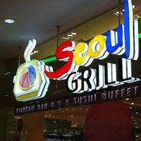 Photo taken at Seoul Grill by Sukishi (โซลกริลล์) by Peerapong S. on 6/10/2011
