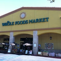 Photo taken at Whole Foods Market by Sarah R. on 10/1/2011