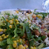 Photo taken at Chipotle Mexican Grill by Ericka H. on 9/13/2011