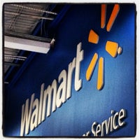 Photo taken at Walmart Supercenter by Christian K. on 2/25/2012