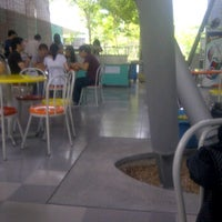 Photo taken at Block E Cafeteria by Lynn W. on 6/16/2011