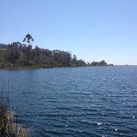 Photo taken at Lake Miramar Reservoir by Scott O. on 7/9/2012
