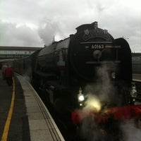 Photo taken at Weston-super-Mare Railway Station (WSM) by Mark A. on 7/31/2011
