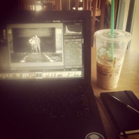 Photo taken at Starbucks by Kyle F. on 4/24/2012