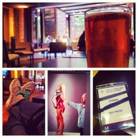 Photo taken at Media Grill + Bar by Chris W. on 5/14/2012