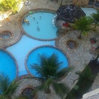 Photo taken at Thermas Paradise by Lárisson T. on 6/16/2012