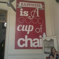 Photo taken at Chai by Chema O. on 6/22/2012