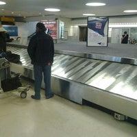 Photo taken at Baggage Claim by Alan K. on 4/23/2012