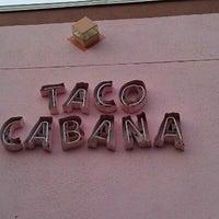 Photo taken at Taco Cabana by Chris B. on 7/9/2012