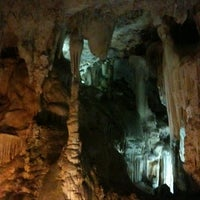 Photo taken at Caves of Nerja by Ysabel H. on 5/1/2012