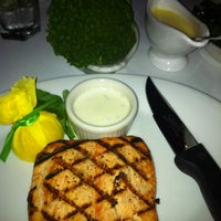 Photo taken at Shula's America's Steak House by Lei D. on 5/10/2012