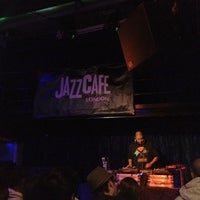 Photo taken at Jazz Cafe by Ashy R. on 7/2/2012