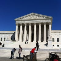 Photo taken at Supreme Court of the United States by John P. on 3/27/2012