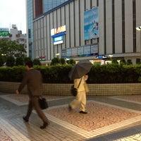 Photo taken at JR 大井町駅 by yoshida s. on 6/19/2012