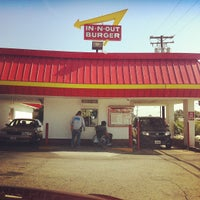 Photo taken at In-N-Out Burger by Kara N. on 5/16/2012